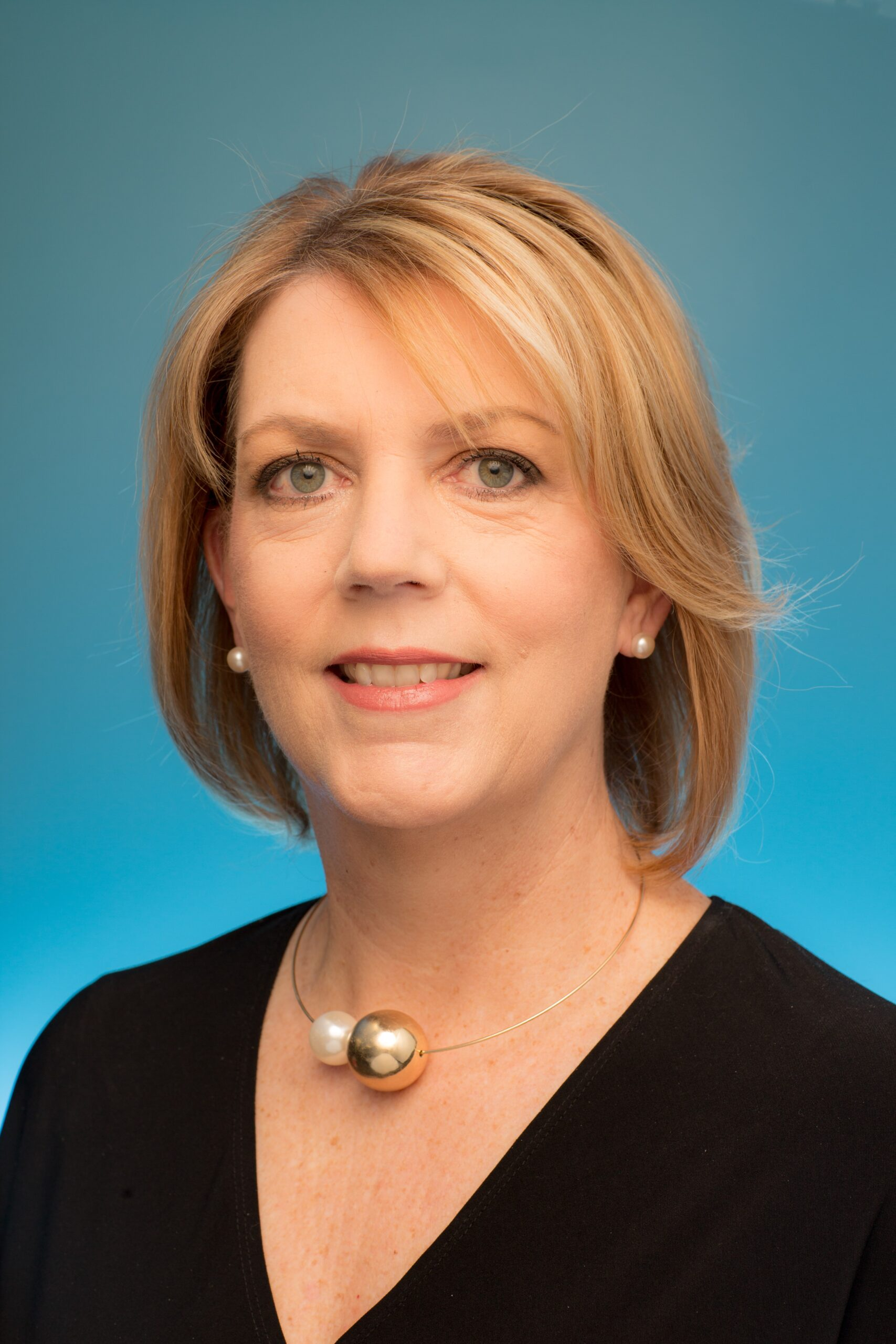 Headshot of AnnMaura Connolly