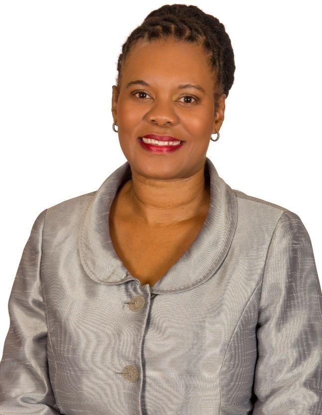 Headshot of Dr. Liziwe Masoga