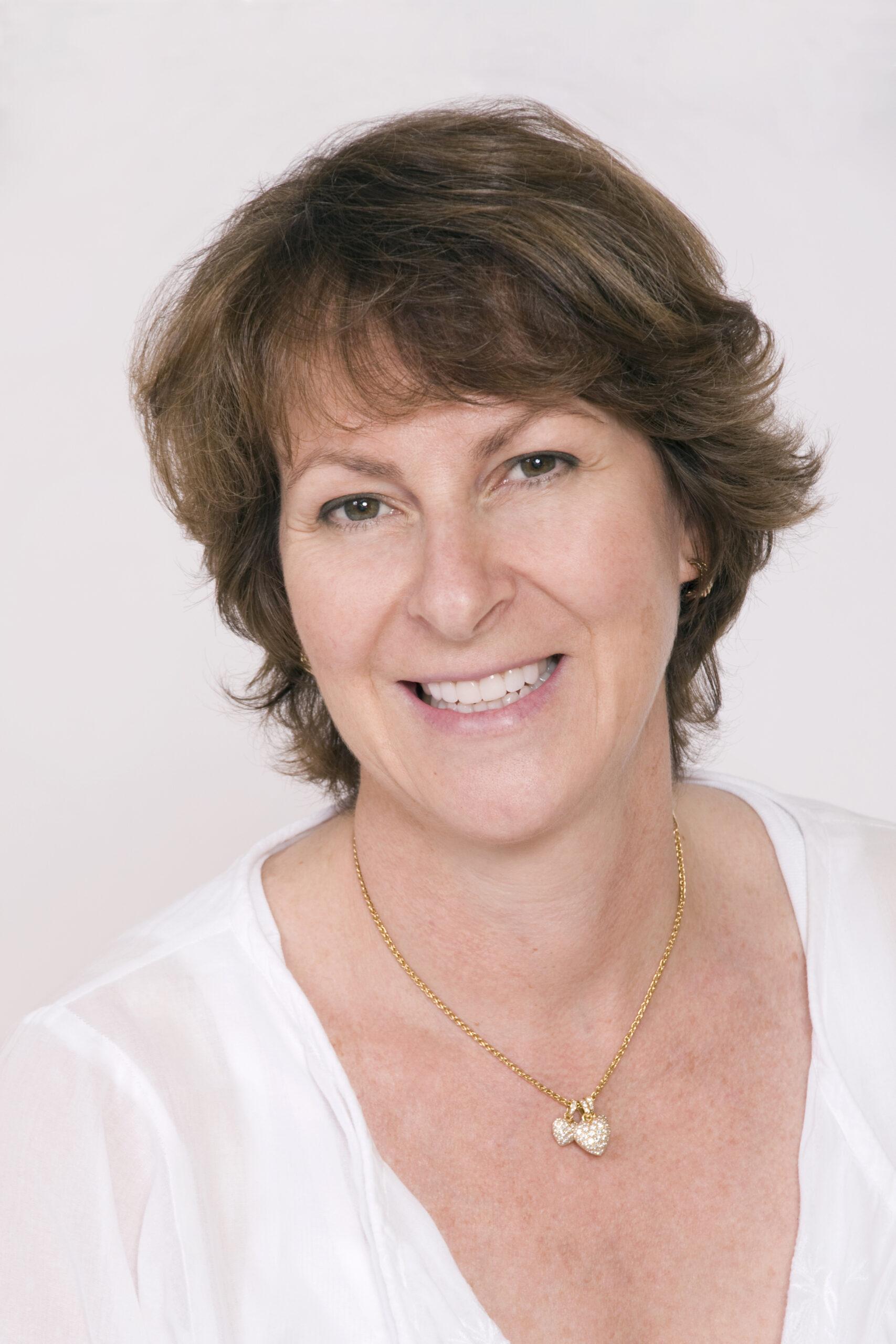 Headshot of Mary Menell Zients